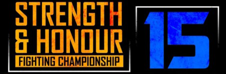 Strength and Honour 15 DVD - 27 th April 2013 Exmouth Pavillions Cage Fight